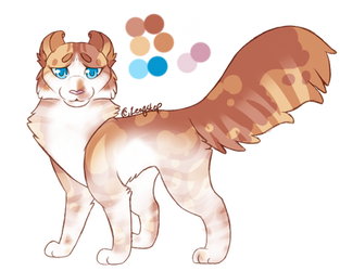 Name/Personality Adopt 3 Lilymoon SOLD by leafstep
