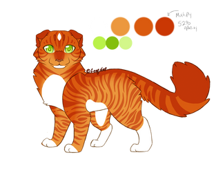 Name/Personality Adopt 4 Ambershell SOLD by leafstep