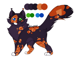 Name/Personality Adopt 6 Softoak SOLD by leafstep