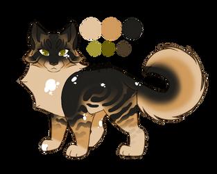 Name/Personality Adopt 8 Deershadow SOLD by leafstep