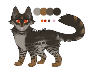 Name/Personality Adopt 10 Batsmoke SOLD by leafstep