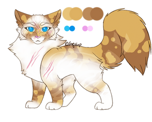 Name/Personality Adopt 11 Blossomfrost SOLD by leafstep