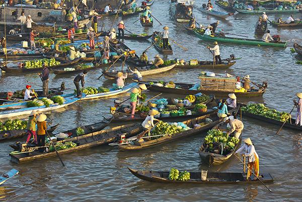 Soc Trang - Viet Nam by hoangnamphoto