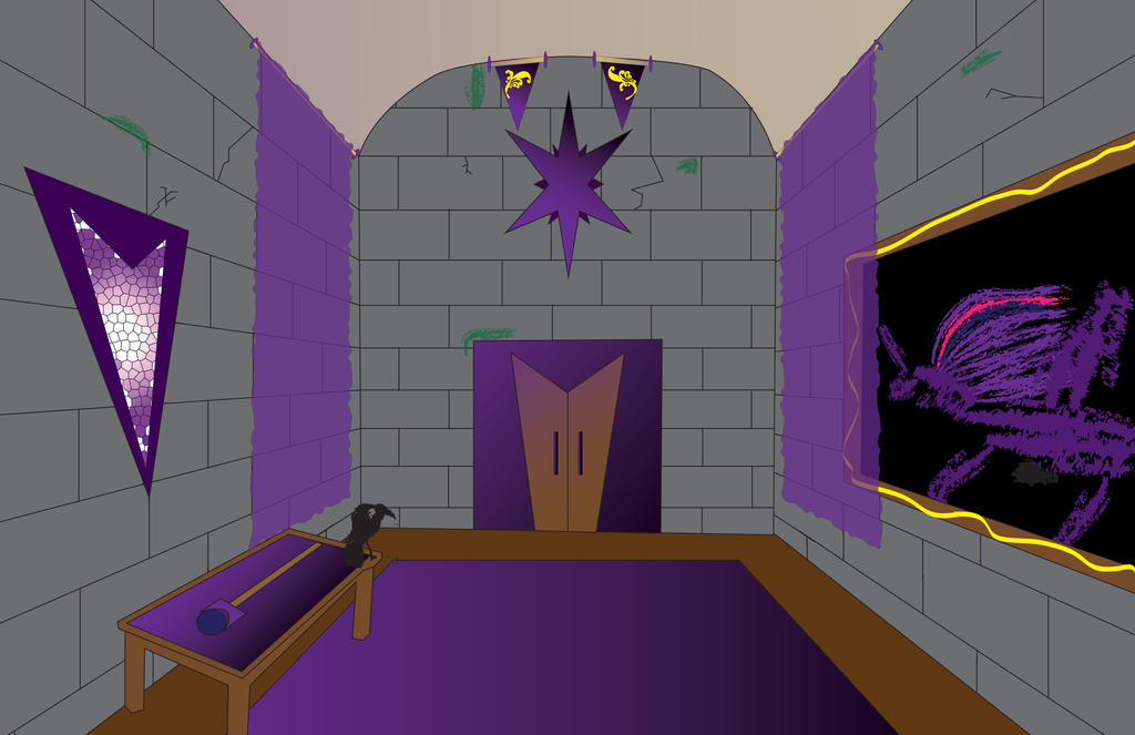 Violet Room Masque Of The Red Death