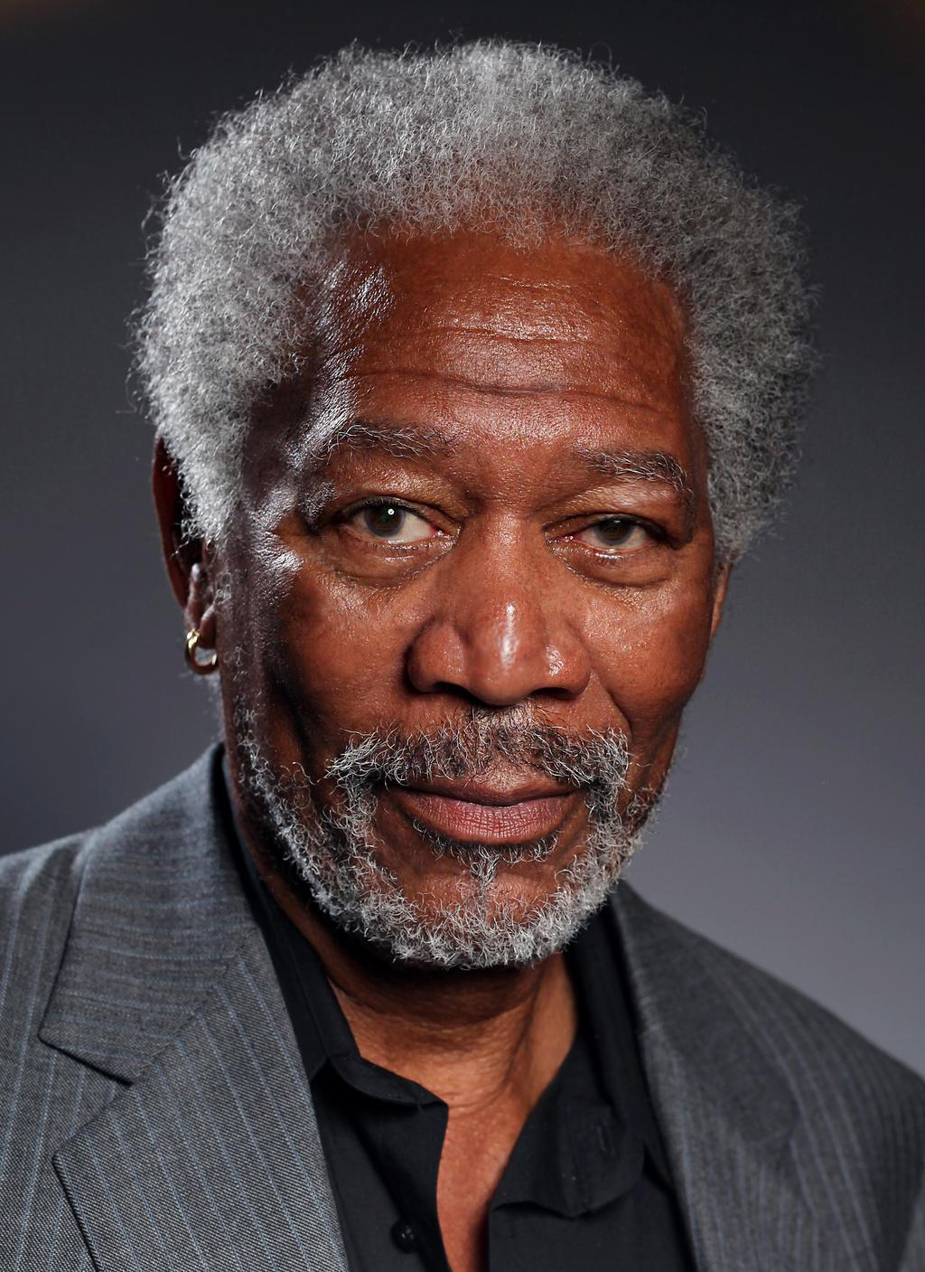 Morgan Freeman Edit by brurdi10