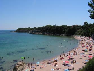 Central beach - Tzarevo by BlackSeaBulgaria