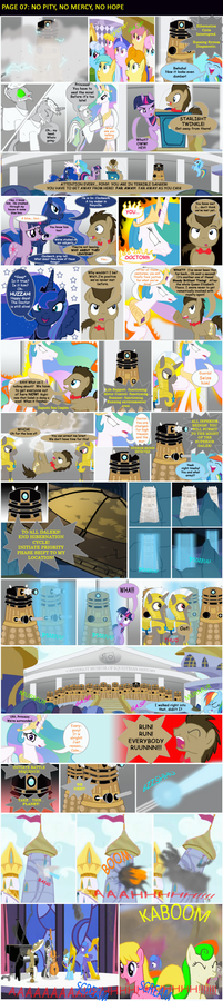 Doctor Whooves: Elder Page 07