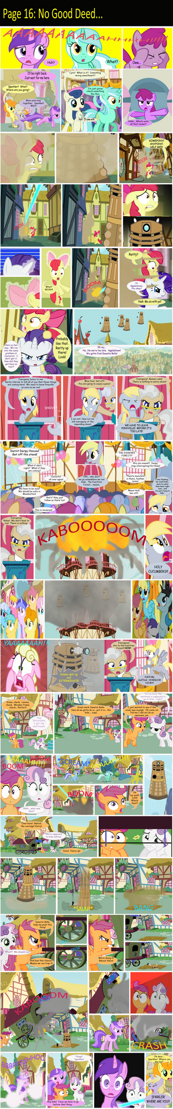 Dr. Whooves: Elder Page 16 by ShwiggityShwah