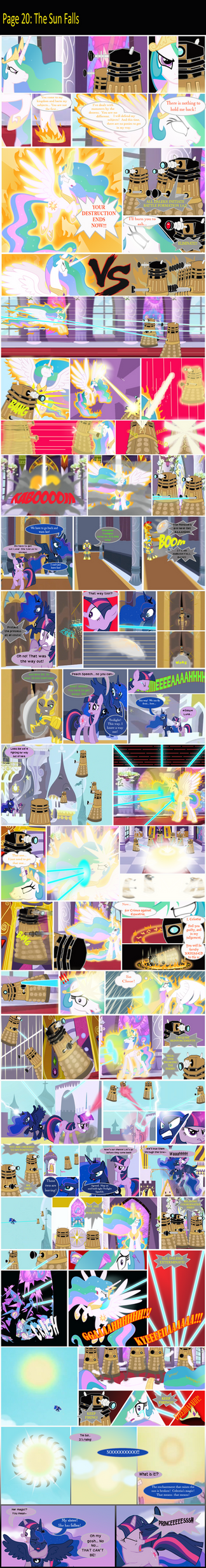 Dr. Whooves: Elder Page 20 by ShwiggityShwah