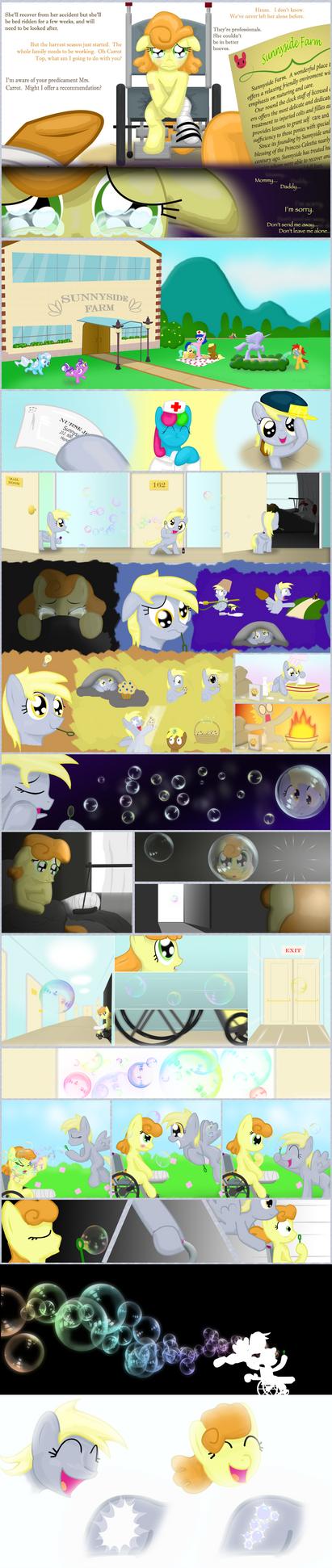 Derpy's Cutie Mark Story by ShwiggityShwah
