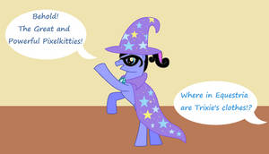 Contest Entry-The Great and Powerful Pixelkitties