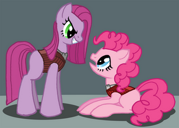 They'll Never Be Able To Separate Pinkie From Pie!
