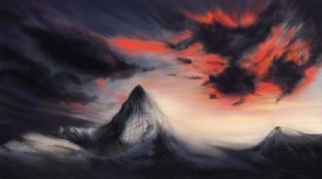 Sunset by simgeilgun