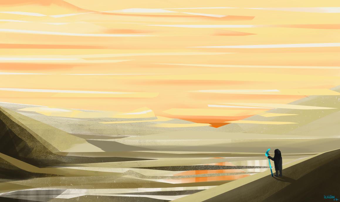 Desert by simgeilgun