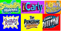 Six of My Favorite Nick Shows by NickelodeonLover