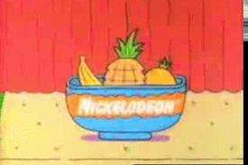Nickelodeon Fruit Bumper Gif by NickelodeonLover