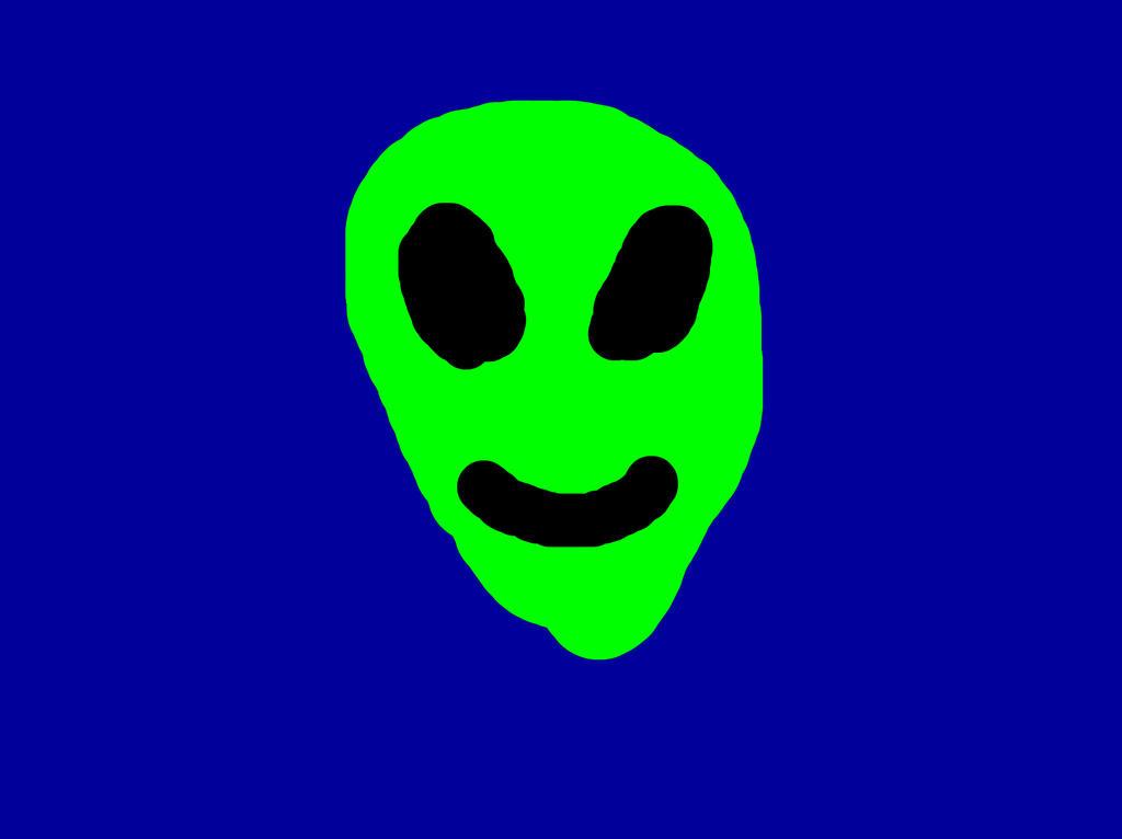 Alien by NickelodeonLover