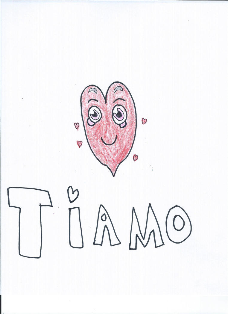 Tiamo The Moshling Drawing by NickelodeonLover