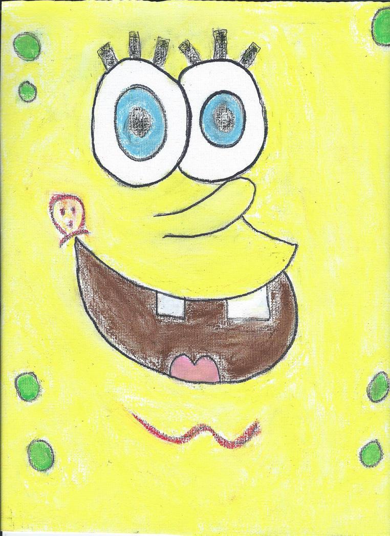 SpongeBob Pastel by NickelodeonLover