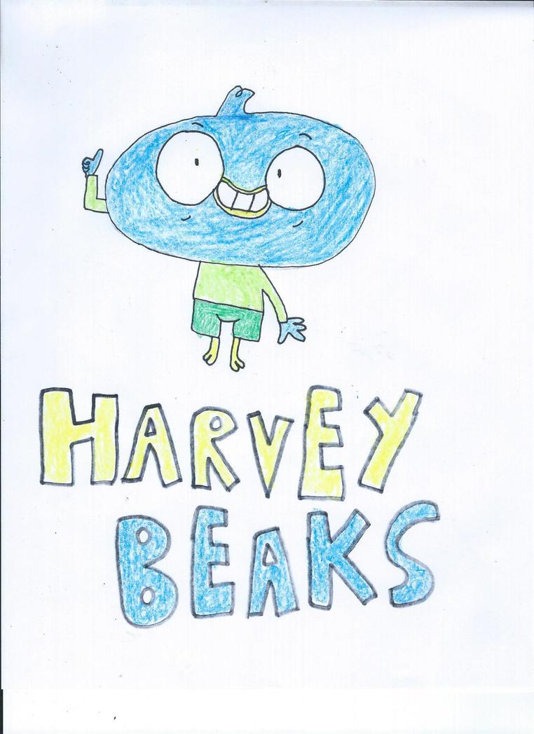 Harvey Beaks by NickelodeonLover