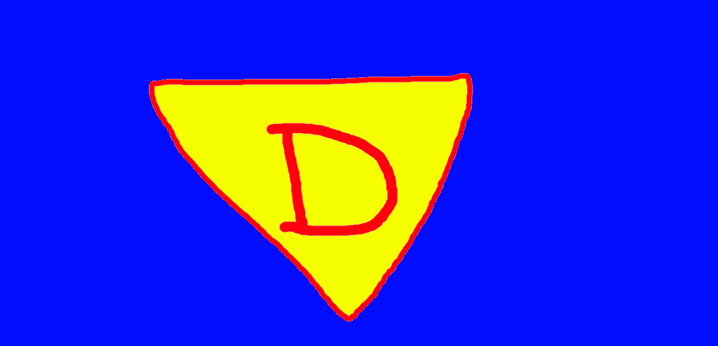 Super Dude Logo Da Muro by NickelodeonLover