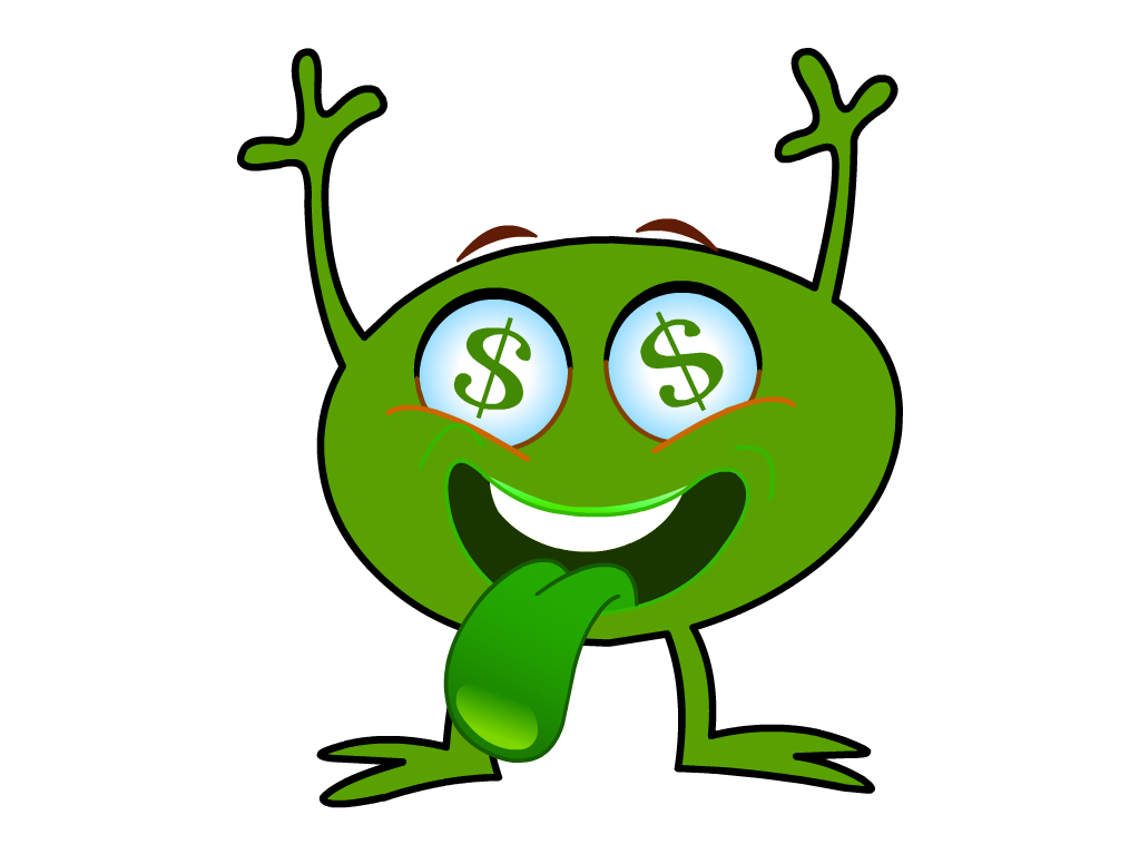 Money Emoji by NickelodeonLover
