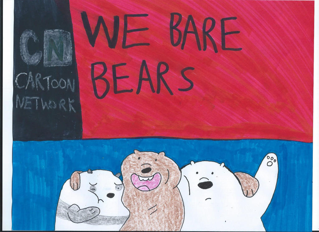 We Bare Bears by NickelodeonLover