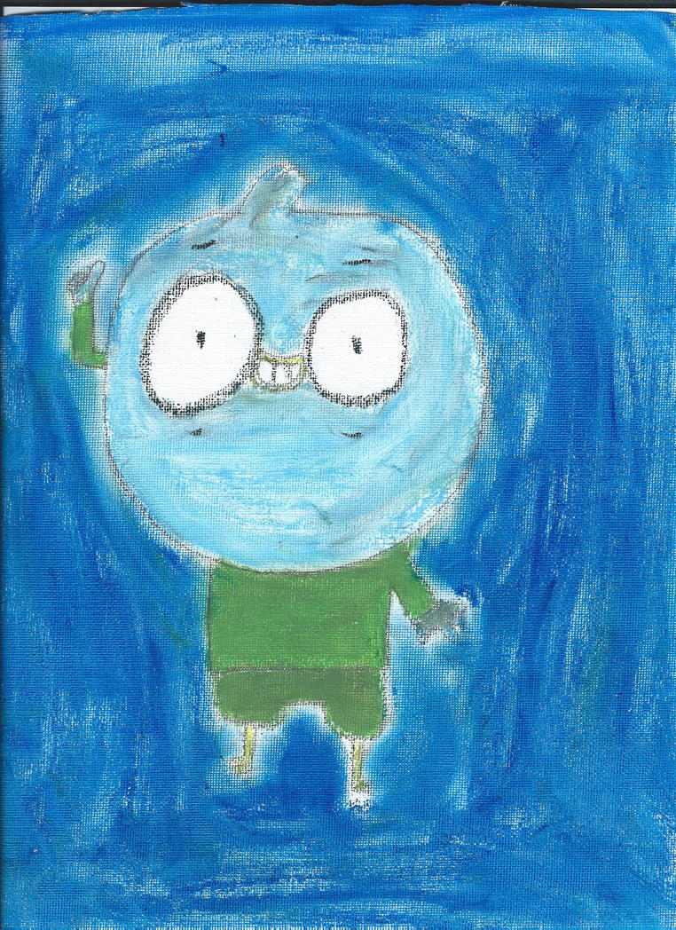 Harvey Beaks Pastel by NickelodeonLover