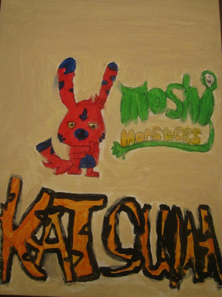 Katsuma Painting by NickelodeonLover