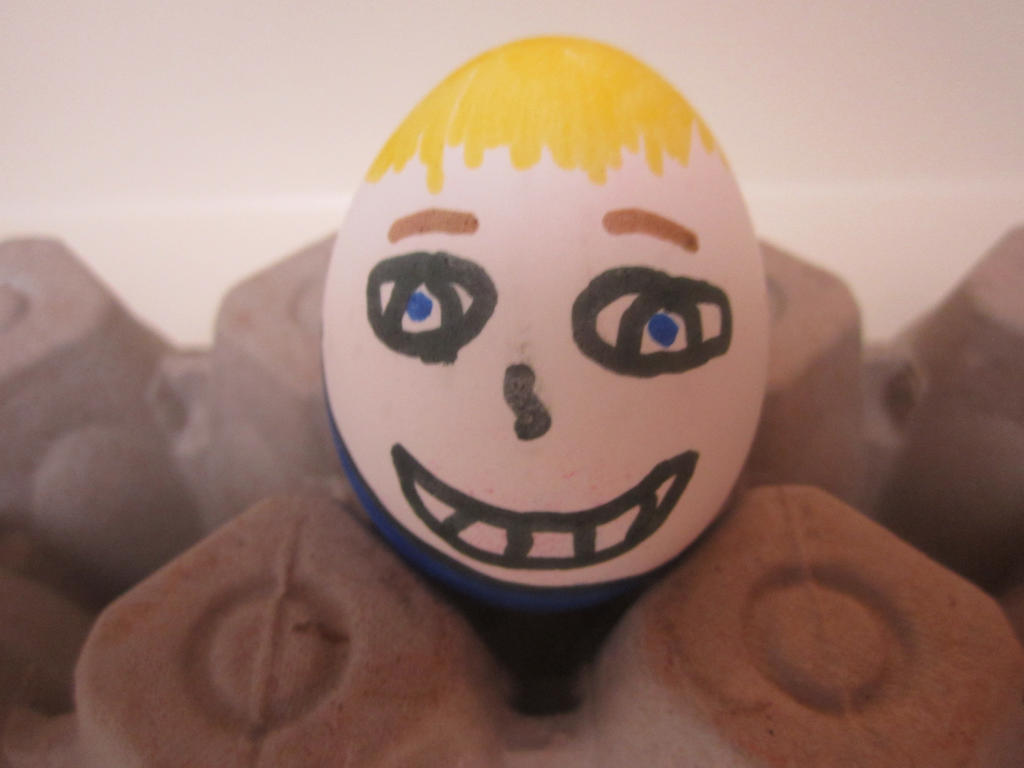 Niall Horan Easter Egg by NickelodeonLover