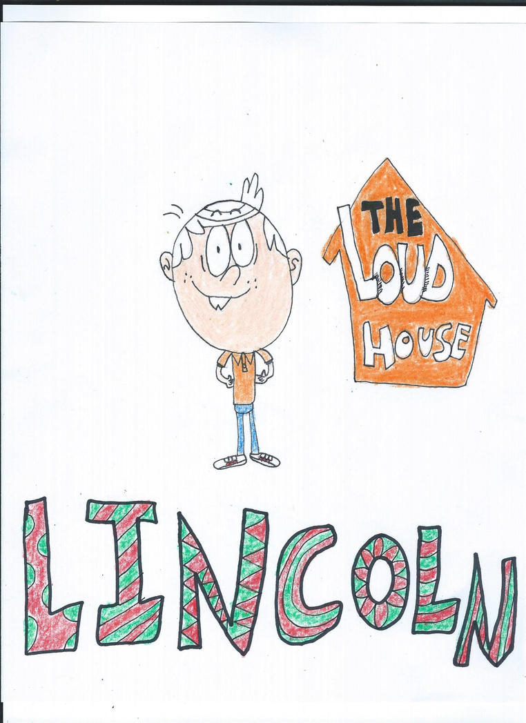 Lincoln Loud by NickelodeonLover