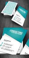 Consulting Business Card