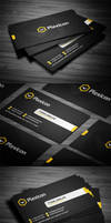 Stylish Business Card by FlowPixel