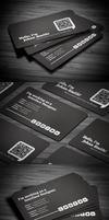 Social QR Code Business Card