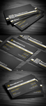 Modern Corporate Business Card by FlowPixel