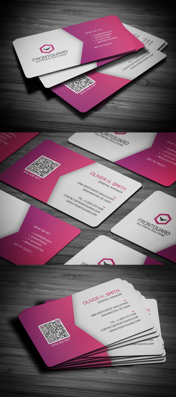 Creative business card by flowpixel on deviantart creative business card by flowpixel reheart Gallery