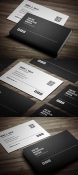 Simple Corporate Business Card