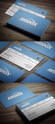Creative Webpage Business Card