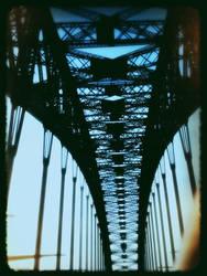 Harbour Bridge by viewfinder