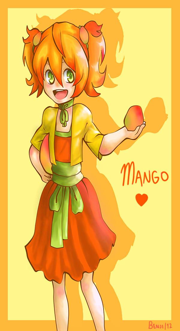 mango anime