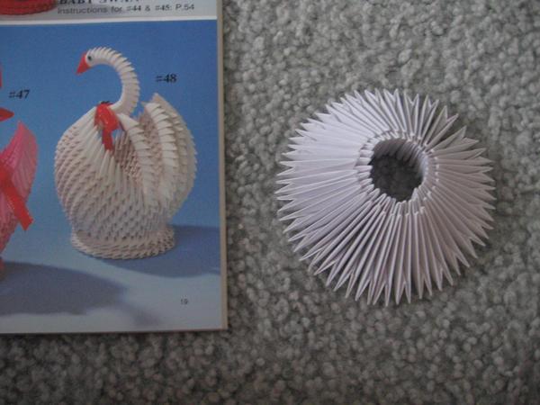D Modular Origami Swan By Jiremi Kun On Deviantart