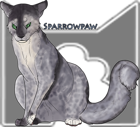 Cays Characters Sparrowpaw_by_caysart-dc8pwvm