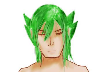 Kenbara's face