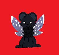 Butterfly Bears by kingif
