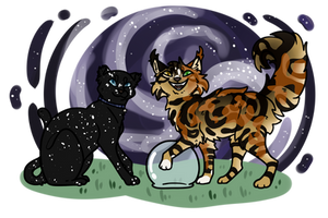 Bloodlines :: Cat NASA [CLOSED] by Em-pyre