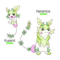 Grass - Chu