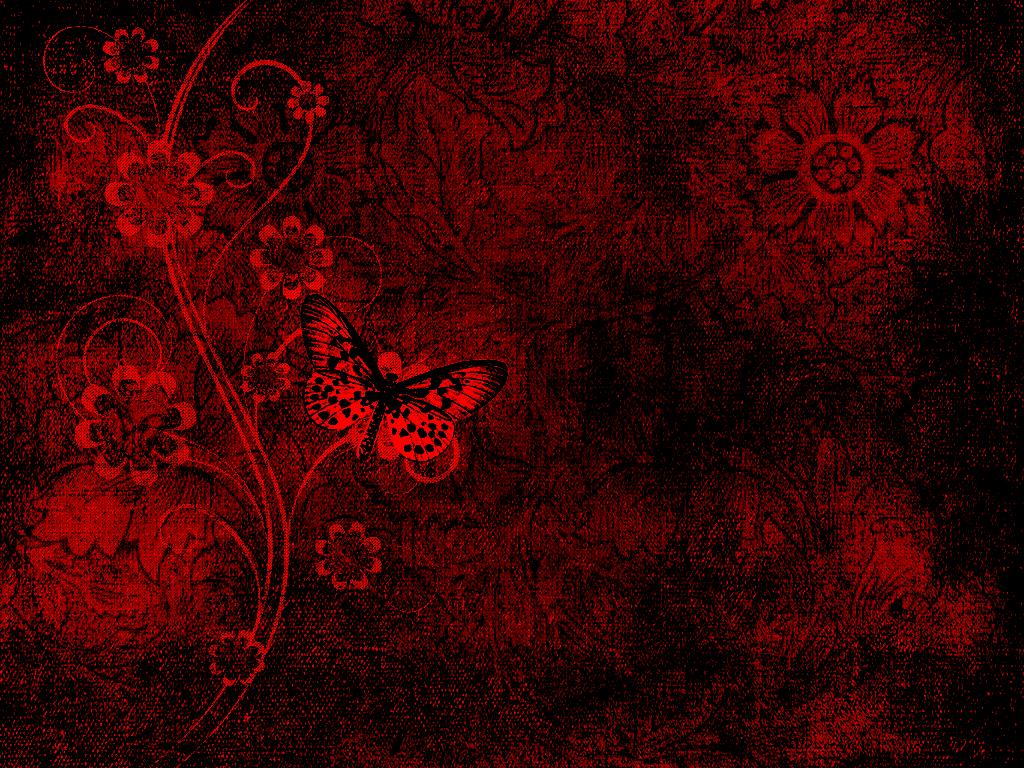 Dark Red Pattern Wallpaper Dark Red Floral...