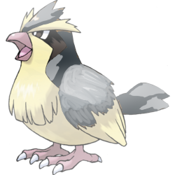 Shiny Pidgey Should Look Like This! by SuperAngiee