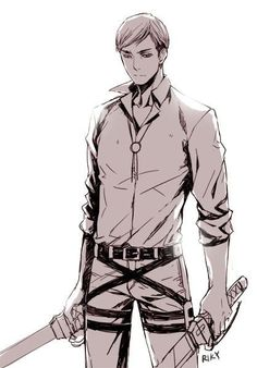 Our Scandal] Erwin Smith X Reader -Oneshot- by sy62697 on DeviantArt