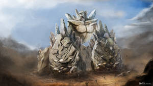 Apessus_Earth Colossus